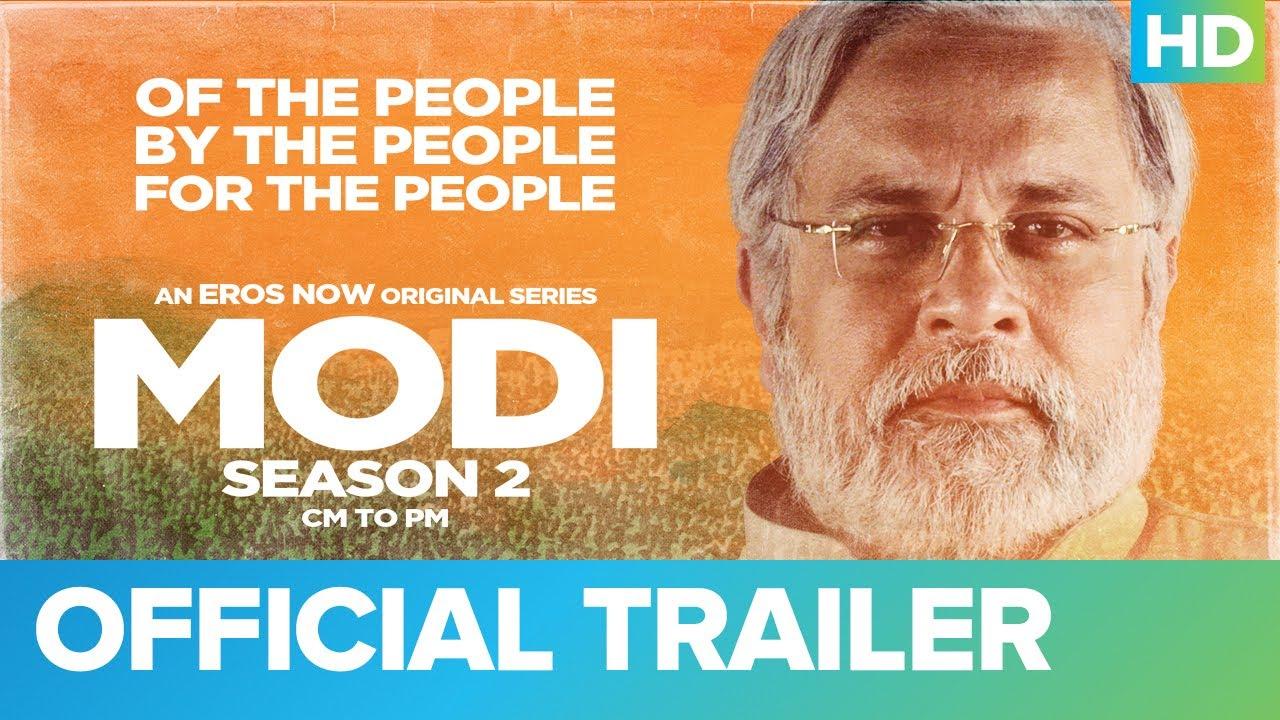 Modi Season 2 CM to PMalt